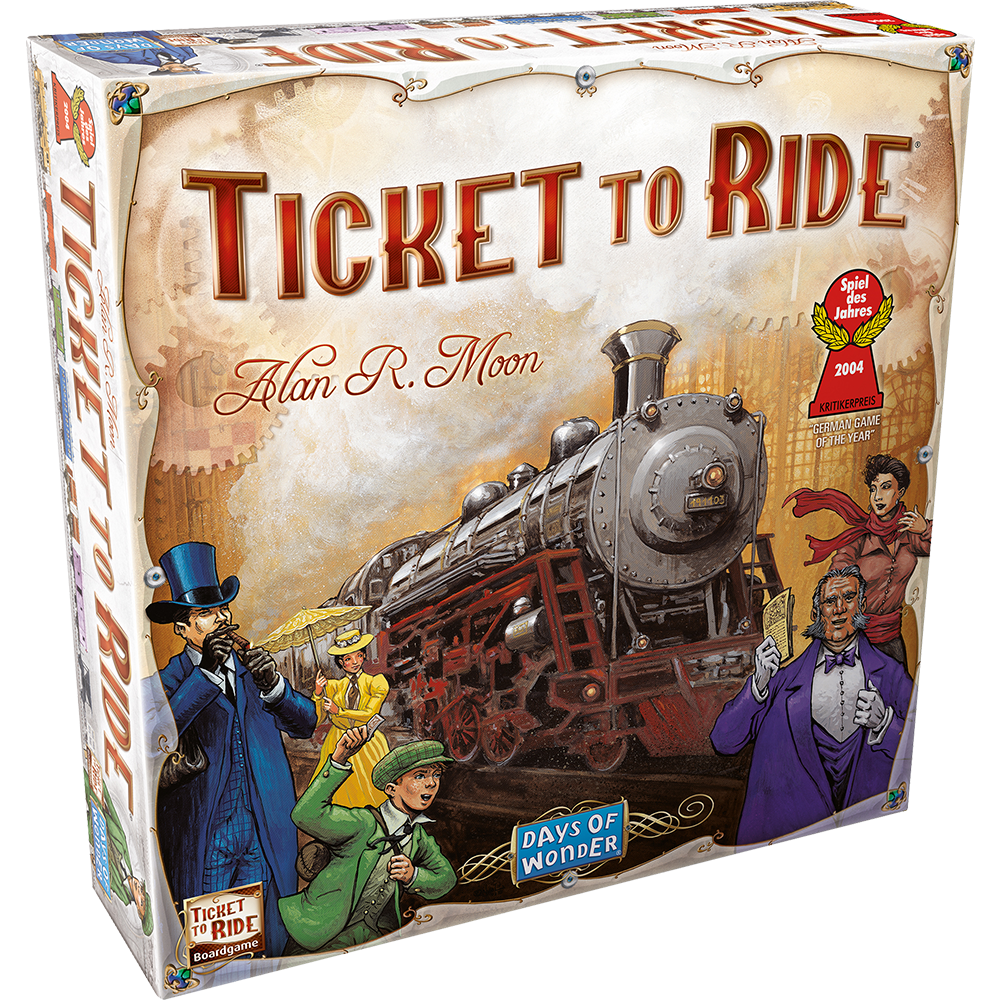 Ticket to Ride (RO)