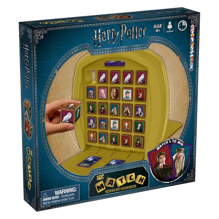 Top Trumps Match Harry Potter (EN)